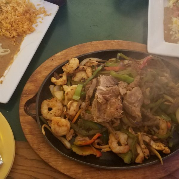 Fiesta Fajitas For Two