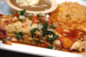 Burrito Croqueta