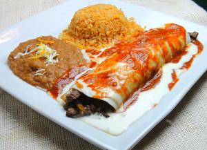 Burrito Chile Colorado