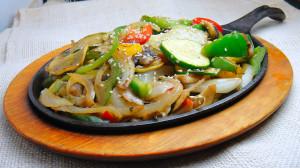 Fajitas Vegetarian