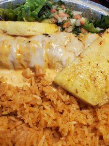 Burrito A La Pina